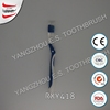 silicone rubber toothbrush battery operated toothbrush