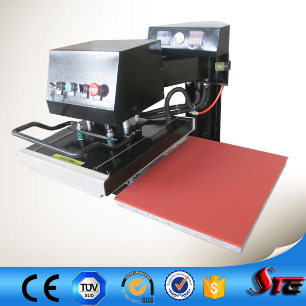 Double Platen Heat Transfer Printing Press,T-shirt Heat Press Machine,Heat Tranfer Machine