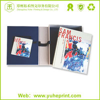 2015 Top Quality Durable Perfect Binding Shell Hardcover Security Offset Printing Spare Parts Catalog Software