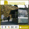 Decorated Demountable Energy Effective Prefabricated Lodge