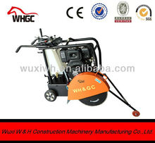 WH-Q450 portable cutter gasoline concrete road saw