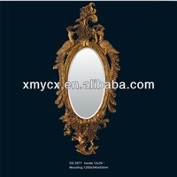 Wall decoration polyresin mirror frame