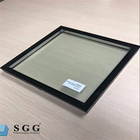 Best quality soundproof glass toughened insulated glass company