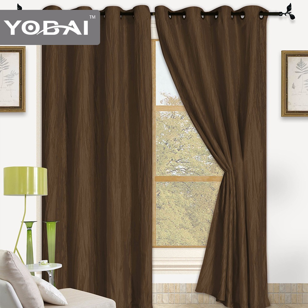 Curtain design for bedroom living room