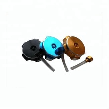 high quality aluminum alloy motorcycle gas cap