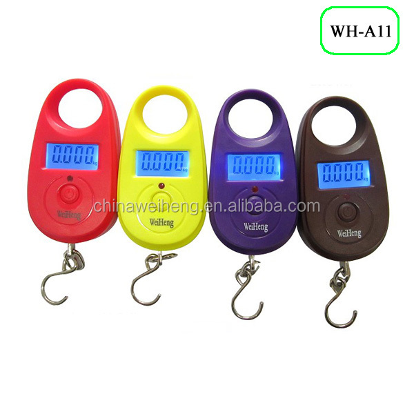 Top sale portable mini digital balance scale for luggage