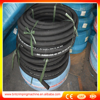 Biggest manufacturer 3/4 Inch Industrial Natural Rubber Hydraulic Machinery Hoses