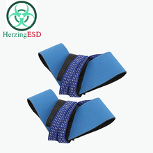 Hot Sale Protection Foot Grounder safety Cleanroom ESD Heel Strap