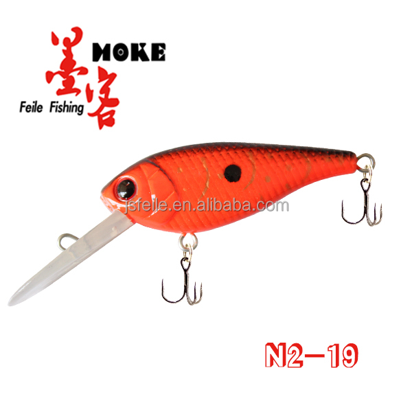 80MM ABS High quality swim bait plastic fishing lure molds