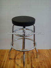 comportable PU leahter laboratory stool