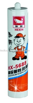 HX-5688 High Performance Acetic Silicone Sealant
