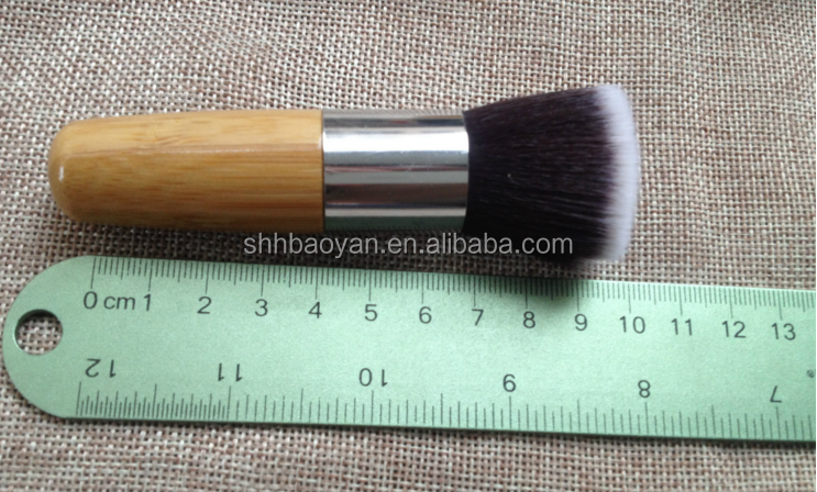 1PC Bamboo Foundation Makeup Brush Makeup Use to <strong>Face</strong>