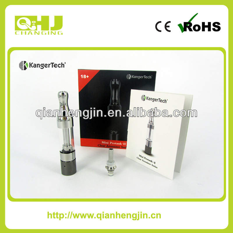 Changing rebuildable clear atomizer pyrex mini protank 2 with bottom coil changeable china manufacturers