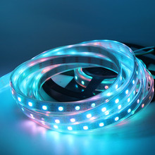 Dc 12V 24V <strong>Rgb</strong> 5050Smd 30Leds 60Leds 144Leds Pixel Led Strip Light