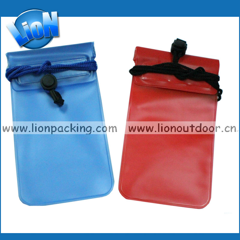 Promotional PVC Mobile Phone for Canoe Kayak Rafting Sports Outdoor Camping Travel Kit Equipment
