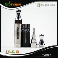2014 Wholesale high quality huge vapor clearomizer genuine Kanger tech Evod 2