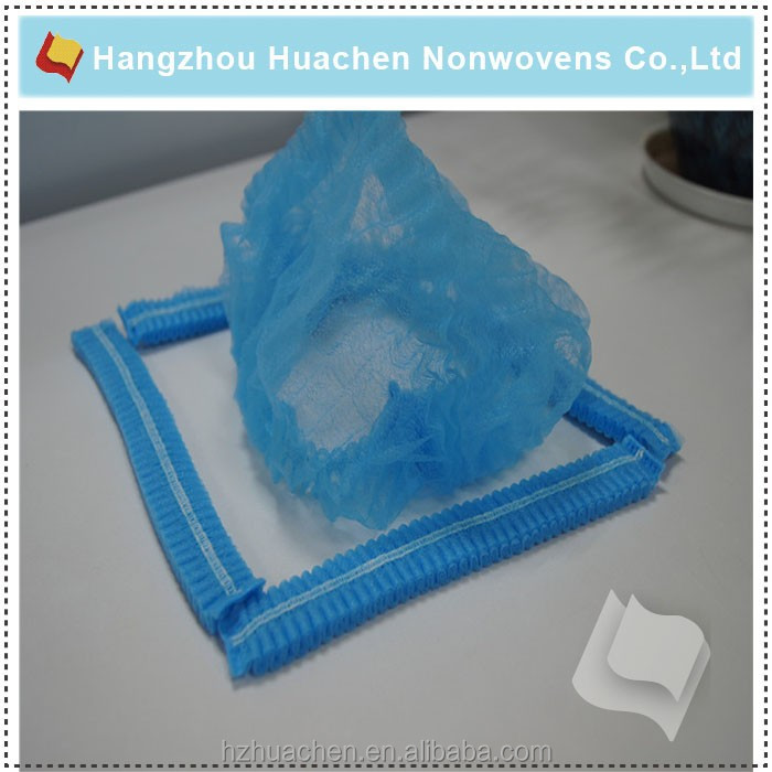 China Hangzhou Wholesale Anti-bacterical Disposable Medical Non Woven Hat