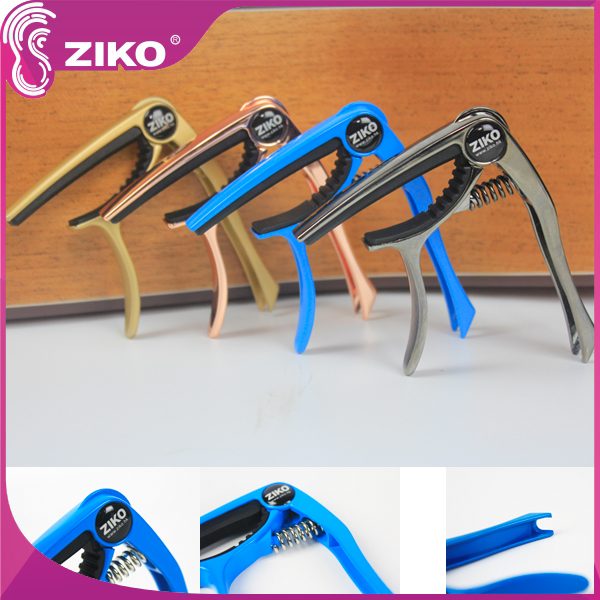 2015 the best custom metal aluminum alloy guitar capo