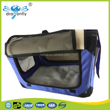 Oxford fabric high quality pet crate bag for traveling