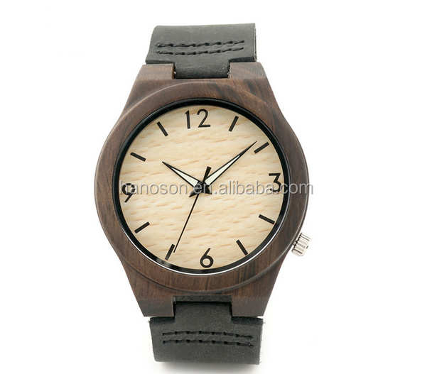 custom design wooden wrist watches for casual men and ladies mens bobo bird wood watch japan quartz movt custom logo