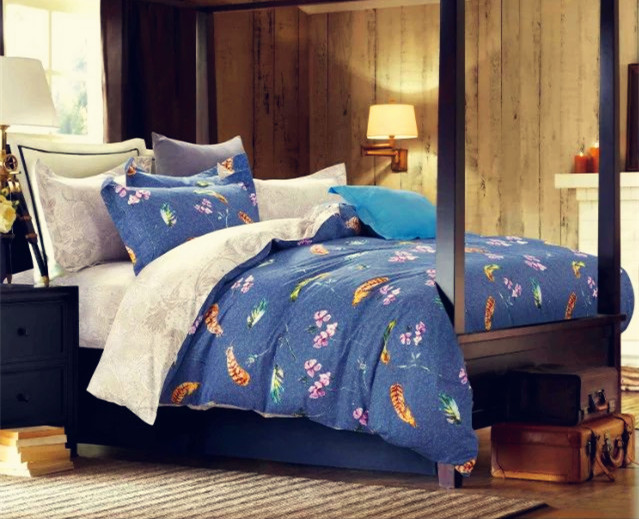 Egyptian Comfort Series Bed Sheet Sheets 4 pc bed set