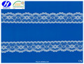 fuzhou changle Factory price stretch nylon lace trim wholesale african clothing with low price 2017