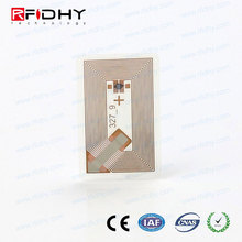 Identify clothing popularity stickers label RFID tag