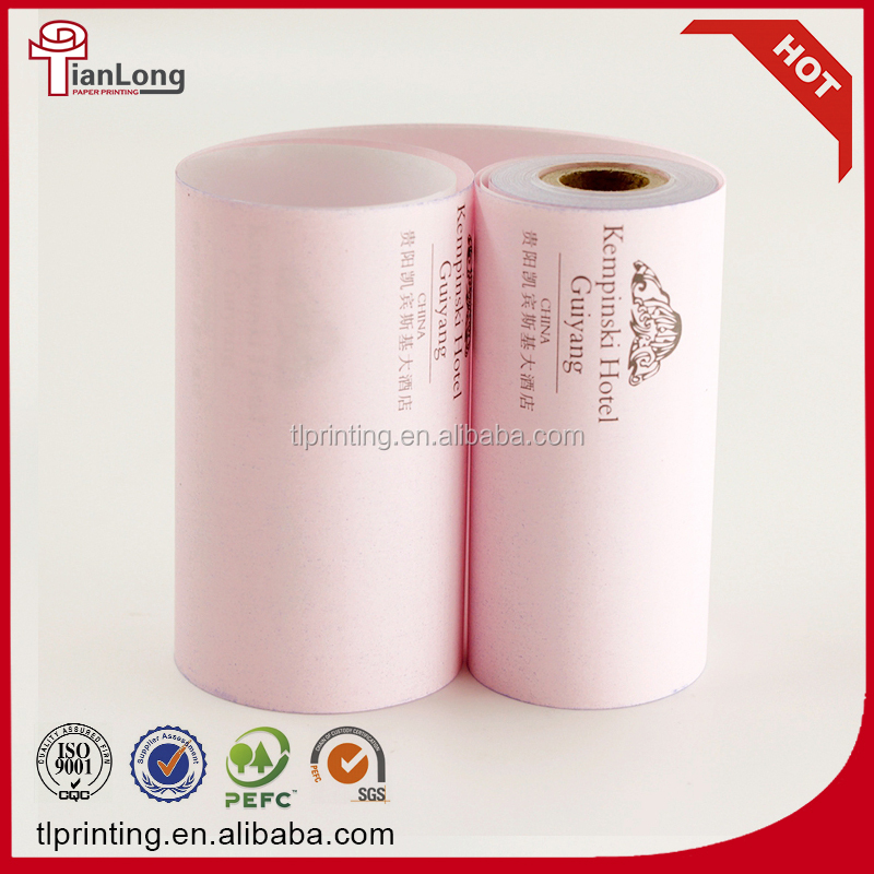 best quality carbonless paper roll 2ply ncr paper