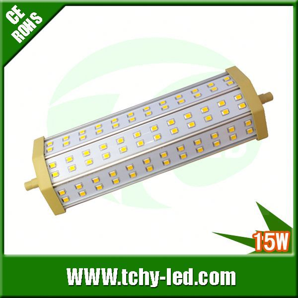 Shenzhen quality r7s bulb CRI80 107lm/w led r7s compact hid lamps mhn-td es for Table lamp/Wall light