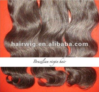 2013 new products Never tangle brazilian body wave hair