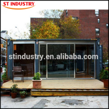 Eco-Effective Easy Installation Flat Pack large floating container house