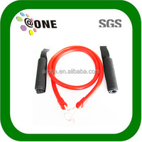 High Quality key ring resistance free latex/rubber tube for bodybuilding