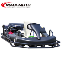 168cc/200cc/270cc honda engine have strong bility with steel bumper gas racing go kart