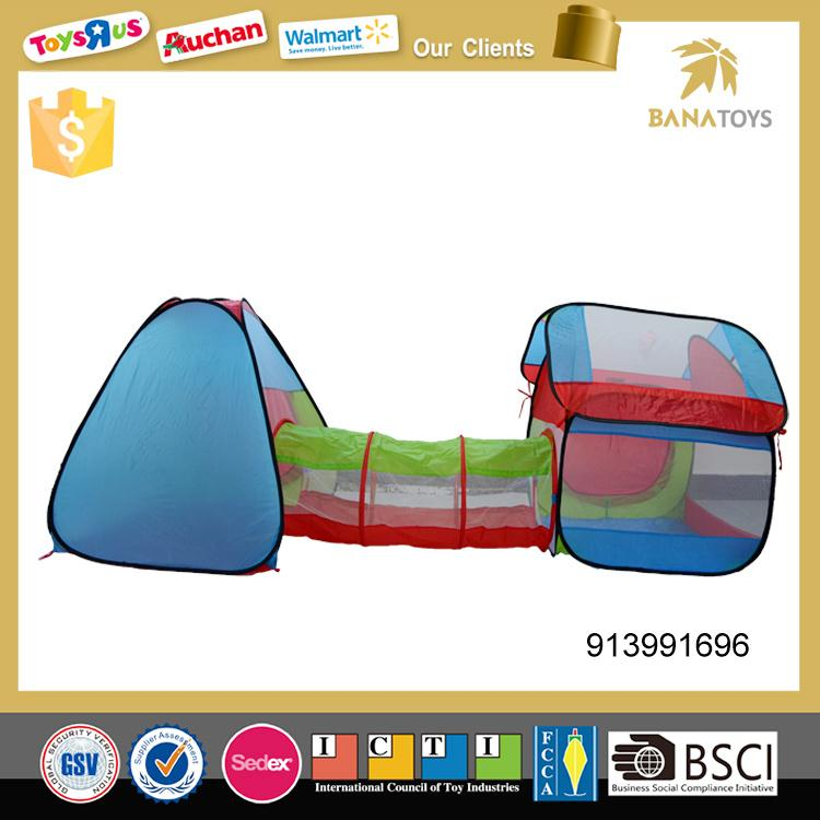 Pop up mini kids play tent house