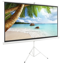 Floor Standing screen / Tripod projector screen stand