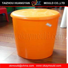 Customer satisfaction plastic Trash can mold