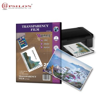 Best Inkjet Printing PET Transparency Film For Demo Use