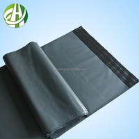 Hot Sale grey recycled material plastic mailing bags manufacturer custom plain poly mailers