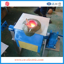 Small laboratory metal induction melting equipment