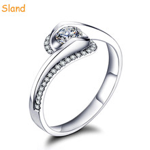 women trending hot products fake silver inlay diamond alloy fashion rings jewelry