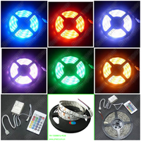 high quality LED Flexible smd 5050 12v white led led strip dual color battery powered led strip light for the outdoor