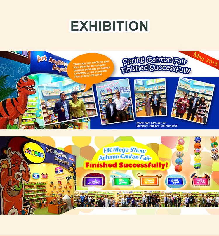 Brindes promocionais kits de bordados de decoração para casa Diy Raposa artesanato artesanato kits de ponto de cruz