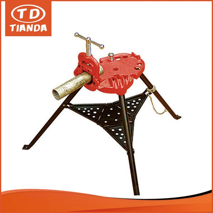 Mechanical Workshop Pipe Tools Tri-stand Yoke Vise