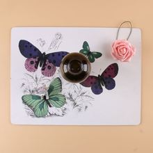 Best Prices many patterns novelty blank coaster for dye sublimation printing