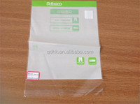Plastic packaging underwear bag