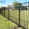Prefab Iron Fence Panels, Cheap Prefab Fence Panels, Pre Made Fence Panels