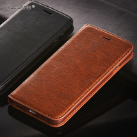 PU Leather Flip Smart Phone Case for zte blade v7 lite Wallet Stand with Card Holder Cell Phone Cover