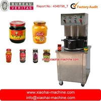 Glass Can Capping Machine