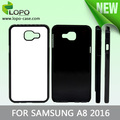 Sublimation blanks 2D PC case for SAMSUNG A8 2016 version