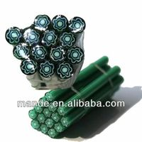2016 offers improved quality Millefiori Glass Rod 90 & new designed of patterns Millefiori Glass Rod